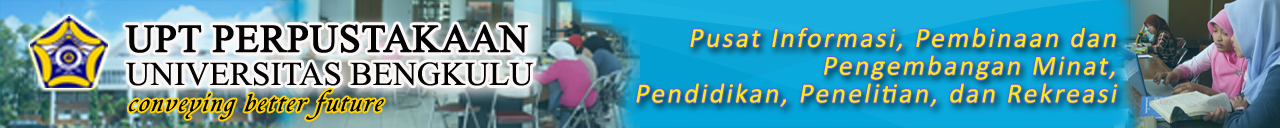 UPT Perpustakaan Universitas Bengkulu